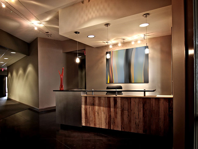 Office interior designers in thane office interior for Commercial interior design