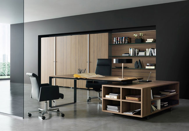 Top 70 Best Modern Home Office Design Ideas: Office Interior Designers & Decorators In Navi Mumbai And